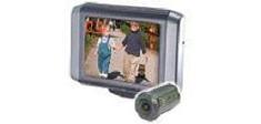 Park Master 4-DJ-88(V02) с камерой и монитором