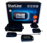 StarLine A62 Dialog CAN Flex