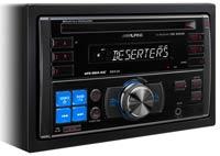 Alpine CDE-W203Ri 2DIN - CD/MP3/WMA/AAC- магнитола (ресивер)