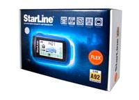 StarLine A92 Dialog CAN Flex (автозапуск)