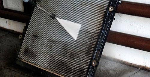 Картинки по запросу мойка чистка радиатора