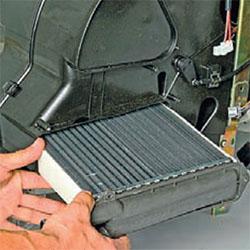 радиаторы отопления ситроен берлинго печка